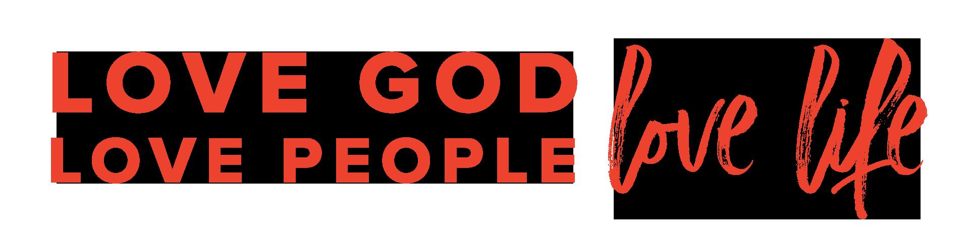 love god-people-life